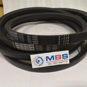 Harga v belt type c 117 tali kipas merk bando amp mitsuboshi | HARGALOKA.COM