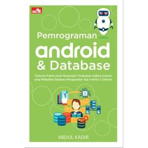 Harga baru buku pemrograman android amp database abdul | HARGALOKA.COM