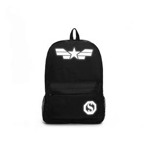 Harga tas ransel backpack superhero anak keren bahan berkualitas awet nyaman   captain | HARGALOKA.COM
