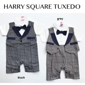 Harga harry square tuxedo suit tuxedo bayi murah baju kondangan | HARGALOKA.COM