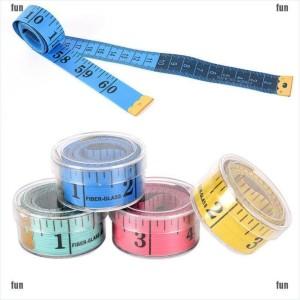Harga meteran baju alat pengukur lingkaran badan perlengkapan   HARGALOKA.COM