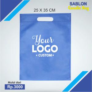 Info Handle Tali 25 X 35 X 10 Goody Bag Goodie Bag Tas Promosi Katalog.or.id