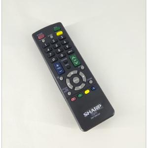 Harga remot remote tv sharp aquos lcd led gb016wjsa original pabrik | HARGALOKA.COM