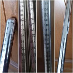 Harga stik stick ukur tongkat ukur bbm mobil tangki 3 | HARGALOKA.COM