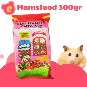 Katalog Hamsfood 300gr Makanan Hamster Katalog.or.id