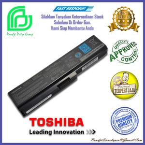 Harga original baterai toshiba satellite c600 c640 l740 l745 pa3817u | HARGALOKA.COM