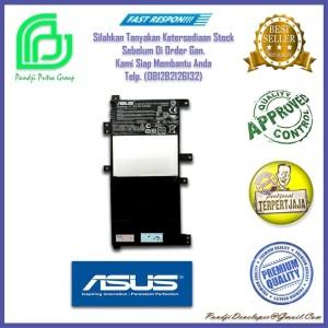 Harga original baterai laptop asus a455 x455 c21n1409 tablet | HARGALOKA.COM