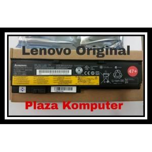 Harga baterai batre original lenovo thinkpad x200 x200s x201 | HARGALOKA.COM