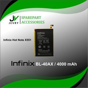 Harga baterai infinix hot note x551 | HARGALOKA.COM