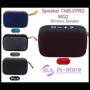 Harga speaker jbl tablepro mg2 wireless speaker bluetooth fmradio | HARGALOKA.COM