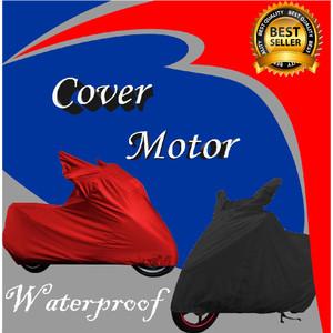Harga cover motor sarung motor warna yamaha xeon mio soul xeon waterproof   | HARGALOKA.COM