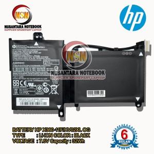 Harga baterai laptop hp pavilion x360 11f 11 f 11 k hv02xl | HARGALOKA.COM