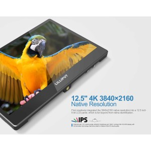 Harga lilliput a12   4k 12 5 34 portable broadcast director multiview | HARGALOKA.COM