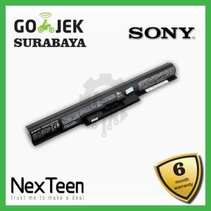 Harga original grns 6 bln baterai sony vaio svf14215sc svf142c1ww   HARGALOKA.COM