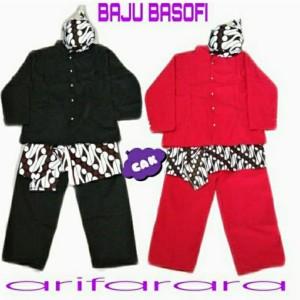 Harga baju adat jawa basofi cak   hitam | HARGALOKA.COM