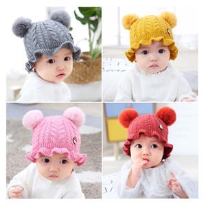 Harga topi kupluk bayi motif lucu  topi kupluk anak imut   | HARGALOKA.COM
