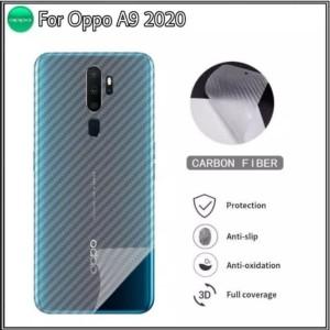Harga oppo a9 2020 skin carbon stiker hp garskin anti gores | HARGALOKA.COM