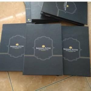 Harga buku menu cafe a4 bahan | HARGALOKA.COM