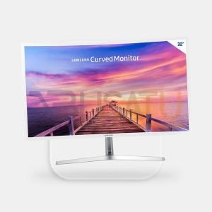 Harga monitor led samsung essental curved 32 34 | HARGALOKA.COM
