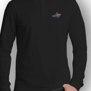 Harga kaos polo shirt lengan panjang pria tshirt kerah keren lea logo   abu abu muda | HARGALOKA.COM