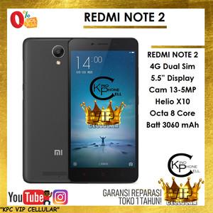 Harga xiaomi redmi note 2 32gb 2gb ram 4 core os 7 mt 6 7 9 5 batt 3 0 8 0 m   | HARGALOKA.COM