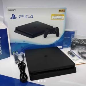 Harga sony playstation 4 slim hdd 500 gb free 4 game digital     HARGALOKA.COM
