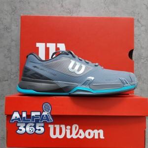 Harga sepatu tenis wilson rush pro 2 5 flint ebony ultra | HARGALOKA.COM