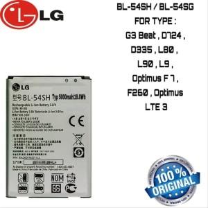 Harga baterai original lg bl 54sh bl 54sg optimus f7 lte 3 l90 l9 l80   HARGALOKA.COM