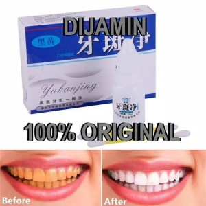 Harga obat alat odol pasta pemutih penghilang plak karang gigi permanen | HARGALOKA.COM