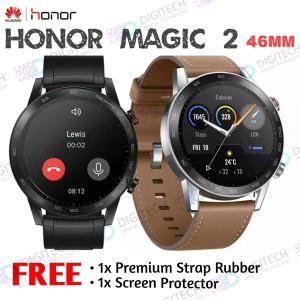 Harga smartwatch huawei honor watch magic amoled waterproof gps glonas     HARGALOKA.COM