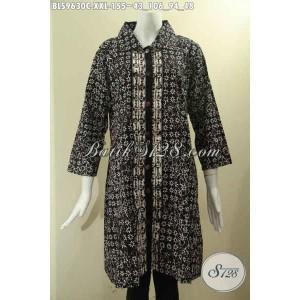 Harga atasan batik jumbo wanita gemuk model tren masa kini size xxl | HARGALOKA.COM