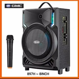 Harga speaker portable meeting speaker meeting gmc 897h mic | HARGALOKA.COM