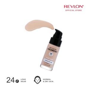 Harga revlon colorstay liquid for normal dry skin foundation   natural | HARGALOKA.COM