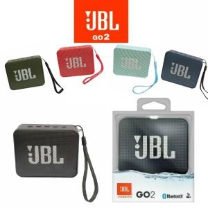 Harga portable speaker bluetooth jbl go2 speker mini wireless go 2 tg166     HARGALOKA.COM