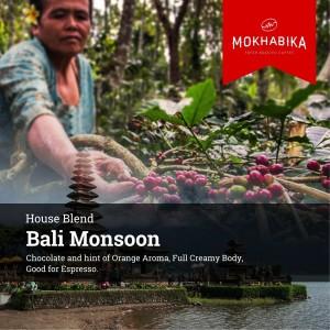 Harga mokhabika bali monsoon house blend 1000 | HARGALOKA.COM