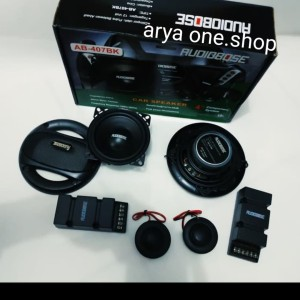 Harga speaker  split audiobose ab 407 4 34 high quality arya one | HARGALOKA.COM