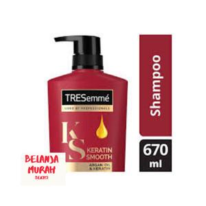 Katalog Shampoo Tresemme Keratin Smooth 670 Ml Katalog.or.id