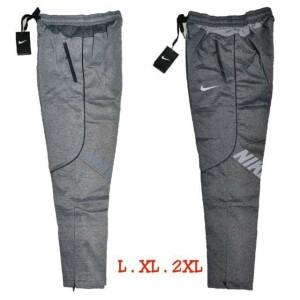 Harga celana training olahraga panjang premium outdoor sport   abu muda | HARGALOKA.COM