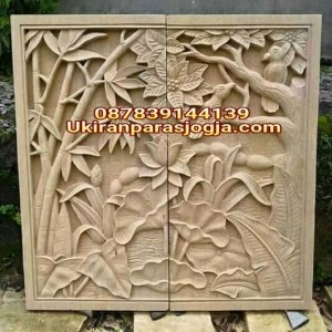 Harga batu alam batu alam ukir batu ukir hiasan dinding ornamen batu | HARGALOKA.COM