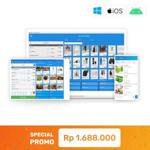Harga software kasir point of sale   aplikasi kasir   HARGALOKA.COM