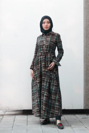 Harga teatree dress   markamarie baju muslim modest | HARGALOKA.COM