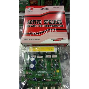 Harga kit power speaker active stereo 1100 watt   mic   subwoofer | HARGALOKA.COM