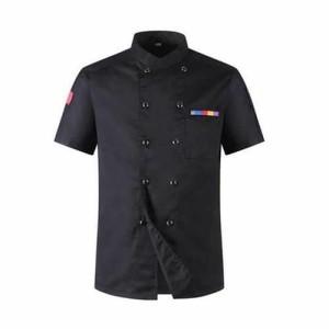 Harga baju chef baju koki pria atau wanita variam warna   | HARGALOKA.COM