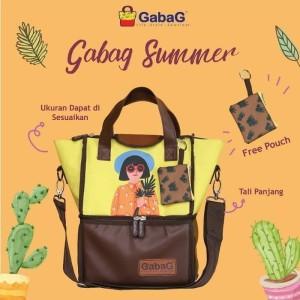 Harga gabag   cooler bag double sling series   HARGALOKA.COM