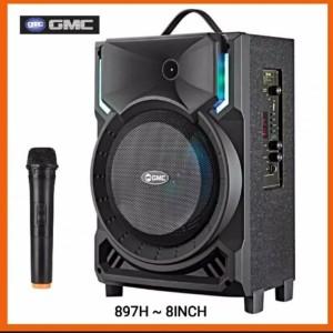 Harga speaker portable meeting gmc 8 inch free mic | HARGALOKA.COM