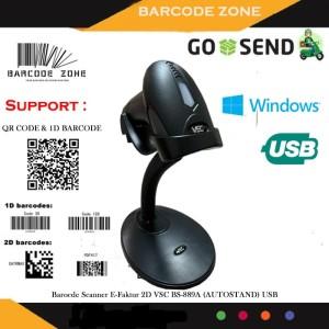 Harga 2d barcode scanner e faktur vsc bs 899a qr code efaktur auto | HARGALOKA.COM