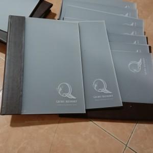 Harga buku menu cafe bahan acrylik | HARGALOKA.COM