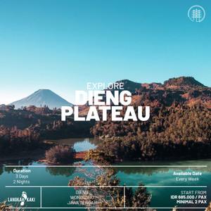 Harga tour explore dieng plateau join trip setiap jumat s d minggu | HARGALOKA.COM