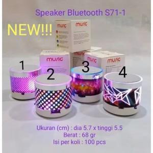 Harga terbaru speaker kecil bluetooth speaker model retak   HARGALOKA.COM