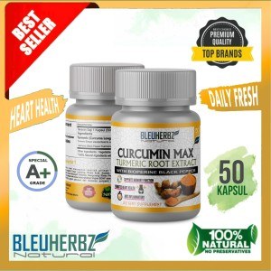Harga obat asam urat rematik nyeri sendi encok curcumin kapsul | HARGALOKA.COM